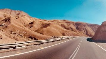 Atacama bei Arica