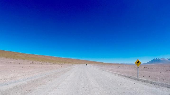 Richtung Tatio Geysir, San Pedro de Atacama