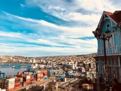 Valparaiso, Casa Cuatro Vientos