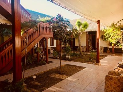 Vicuña, Hotel Halley