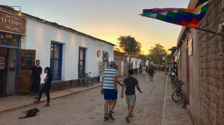 San Pedro de Atacama, Caracoles