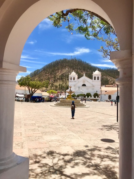 Chuquisaca, Sucre, Bolivien