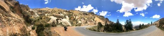 von Cochabamba nach Oruro