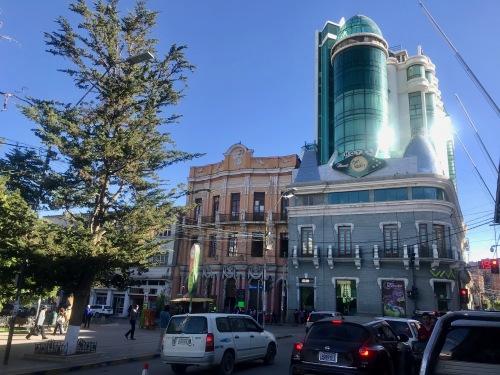 Oruro, Hotel Eden