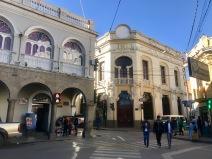 Oruro, Plaza 10 de Febrero