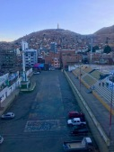 Oruro, Room with a view on Cristo