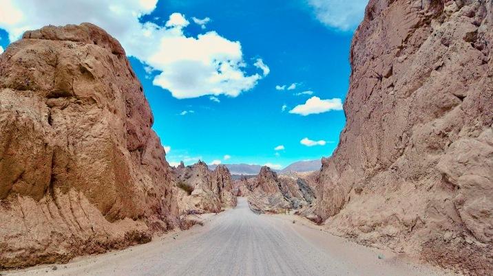 Quebrada roja Ruta 40