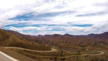 F 1 Richtung Tarija