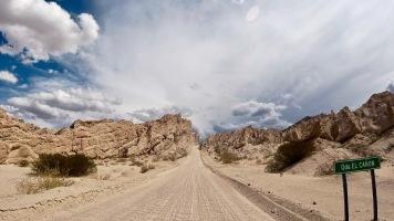 Quebrada el Cañon