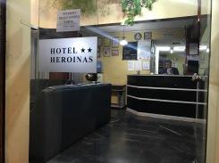 Hotel Heroinas