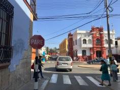 Tacna, Centro