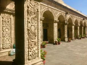 Arequipa, Claustros de La Compañia 2