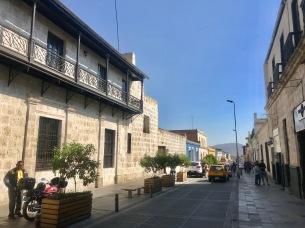 Arequipa, Calle bonita