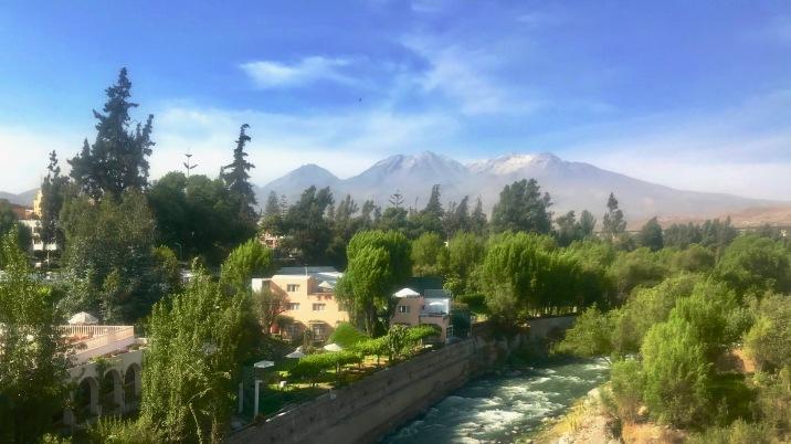 Arequipa, Rio y Sierra
