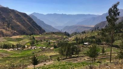 Colca Canyon bei Huambo