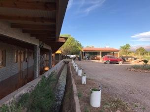 San Pedro de Atacama, Lodge Las Rocas - Hostel