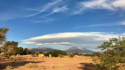 San Pedro de Atacama, Volcan Lascar