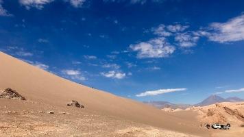 San Pedro de Atacama, Valle de la Muerte, Düne
