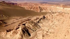 San Pedro de Atacama, Valle de la Muerte, gold