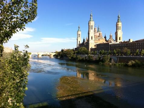 Zaragoza, Basilica del Pilar