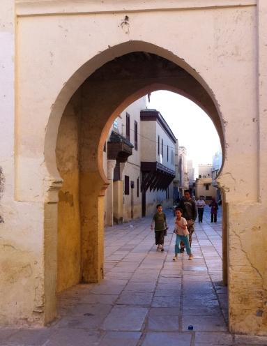Taza, Medina