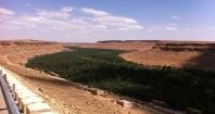 N 13 Richtung Erfoud mit Oued Ziz