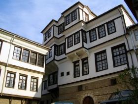 Ohrid Altstadt renoviert