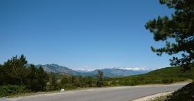 Albanien, Blickrichtung Kosovo