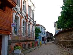 Sozopol, sehr schönes Städtchen bei Burgas am schwarzen Meer