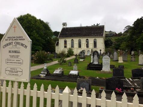 älteste Kirche in NZ