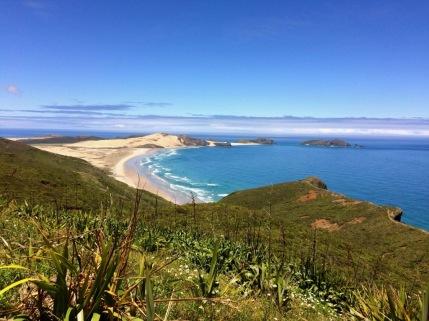 heiliger Ort der Maori