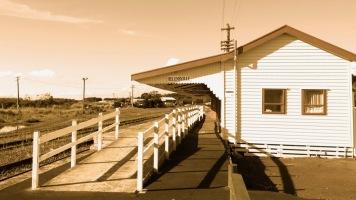 Helensville Station