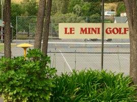 le Mini Golf
