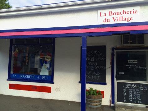 Akaroa la Boucherie
