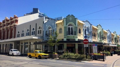 Christchurch, new Regents Street 1