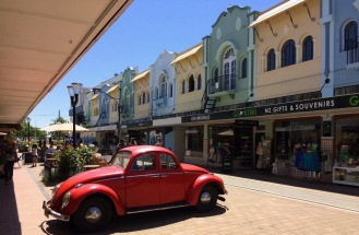 Christchurch, new Regents Street 2
