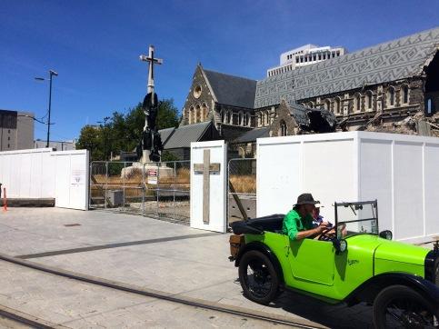 Christchurch holy holy