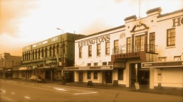 Greymouth Revingtons Hotel