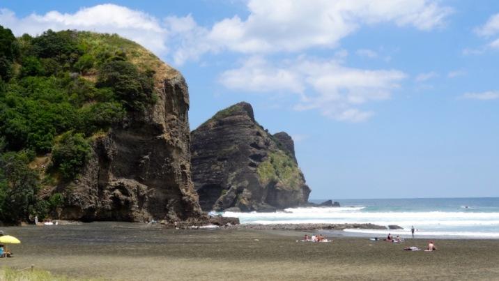 Piha Beach 3