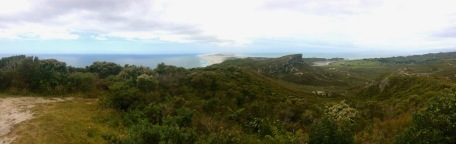 Farewell Spit Panorama