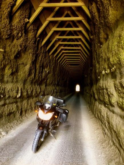 Tunnel on SH 43