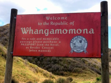 Republic of Whangamomona