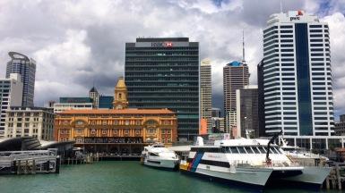 Auckland Wharf