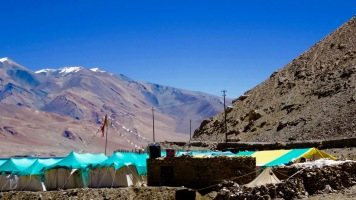 Nomadic Camp Karzok