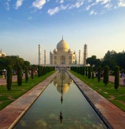 Agra, Taj Mahal 2