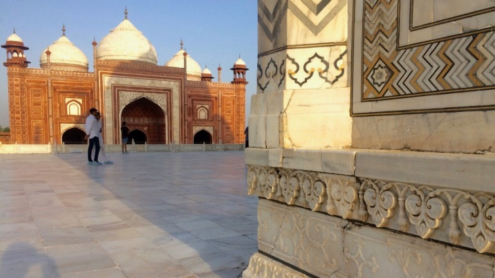 Agra, Taj Mahal 3