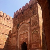 Agra, red Fort 1